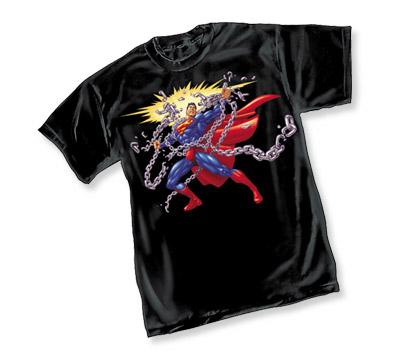 SUPERMAN: CHAINS T-Shirt