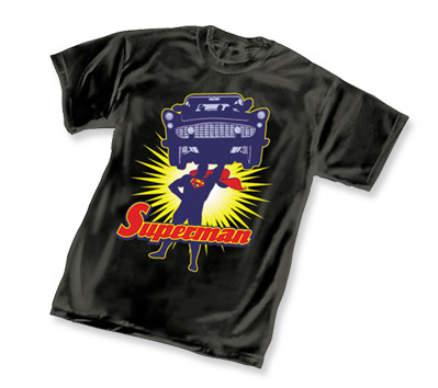 SUPERMAN: LIFT T-Shirt • L/A