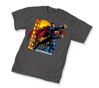SUPERMAN: METROPOLIS T-Shirt • L/A