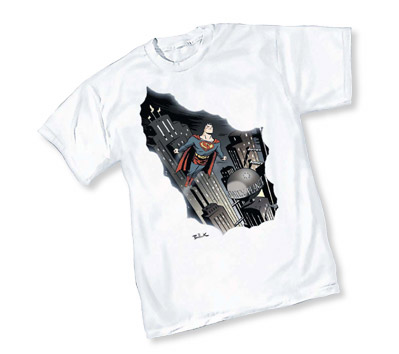 SUPERMAN: SOARING T-Shirt • L/A
