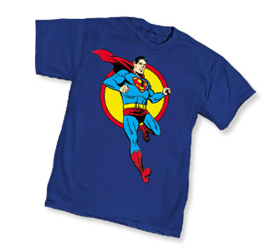 CLASSIC SUPERMAN III T-Shirt by Wayne Boring • L/A