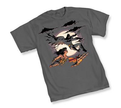 TRINITY II T-Shirt by Matt Wagner • L/A