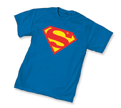 SUPERMAN SYMBOL YOUTH T-Shirt (Royal Blue)