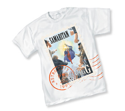 ASTRO CITY: SAMARITAN T-Shirt by Alex Ross