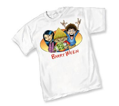 BARRY WEEN II T-Shirt by Judd Winick