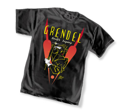 GRENDEL: CHRISTINE SPAR T-Shirt by Pander Bros.