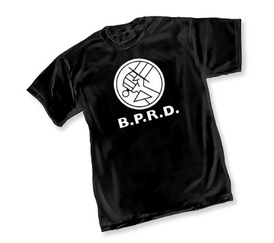 HELLBOY: B.P.R.D. LOGO T-Shirt