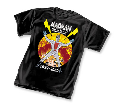 MADMAN 10 T-Shirt by Mike Allred • L/A