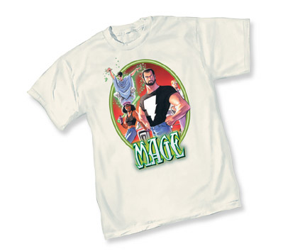 MAGE: 20th ANNIVERSARY T-Shirt by Matt Wagner
