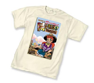 MUTANT, TEXAS T-Shirt by J. Bone