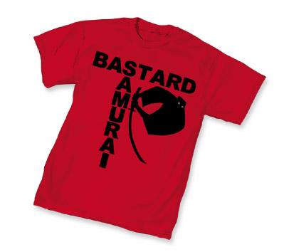 SAMURAI BASTARD T-Shirt by Michael Avon Oeming • L/A