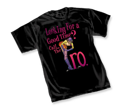 THE PRO T-Shirt by Amanda Conner & Palmiotti