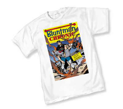 BLUNTMAN & CHRONIC IV T-Shirt by Mike Allred (death) • L/A