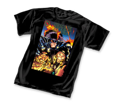 DORK KNIGHT T-Shirt by Quesada & Palmiotti