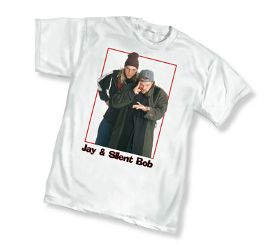 JAY & SILENT BOB PHOTO I T-Shirt (Jedi Master) • ¬/A