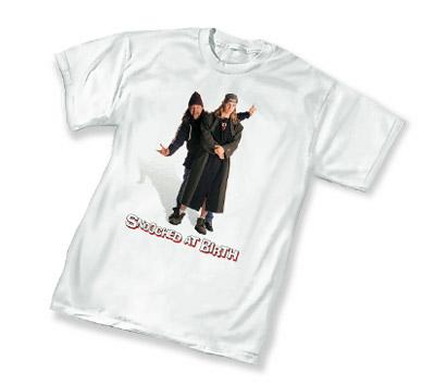 J & SB PHOTO II T-Shirt (Snooched at Birth) • L/A