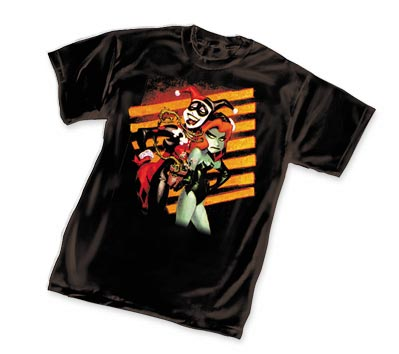 HARLEY QUINN/POISON IVY II T-Shirt by Timm