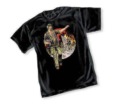 SGT. ROCK T-Shirt by Joe Kubert • L/A
