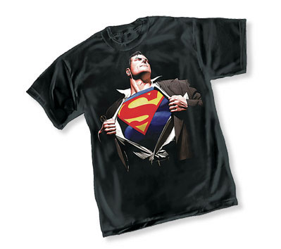 SUPERMAN FOREVER T-Shirt by Alex Ross