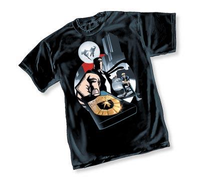 POWERS III T-Shirt by Michael Avon Oeming