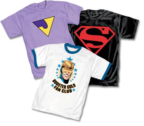 Graphitti designs dc comics t shirts for Dc t shirt design