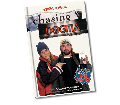 CHASING DOGMA  Trade Paperback by Smith & Fegredo