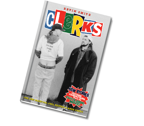 CLERKS Trade Paperback by Kevin Smith & Jim Mahfood