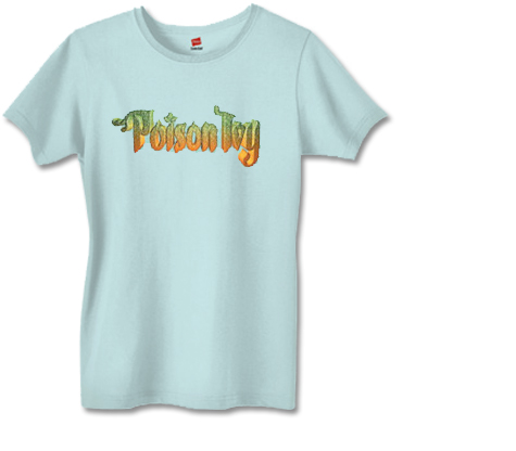 POISON IVY LOGO Women's Tee • L/A