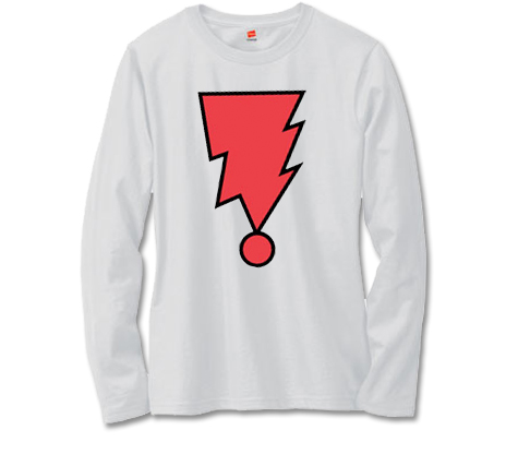 MADMAN BOLT Long-Sleeve Shirt • L/A
