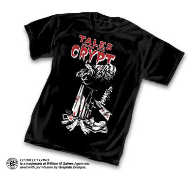 E.C.: TALES FROM THE CRYPT T-Shirt