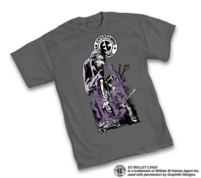E.C.: OLD WITCH AT HOME T-Shirt