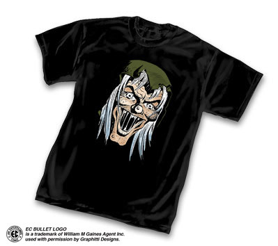 E.C.: VAULT-KEEPER T-Shirt