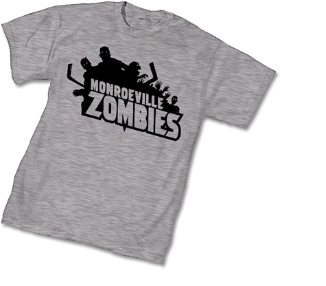 MONROEVILLE ZOMBIES T-Shirt