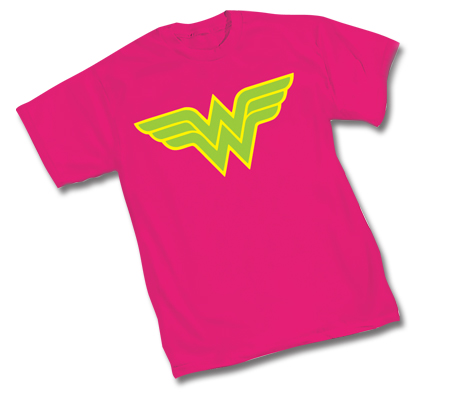 Wonder Woman T Shirts Symbols And Logos