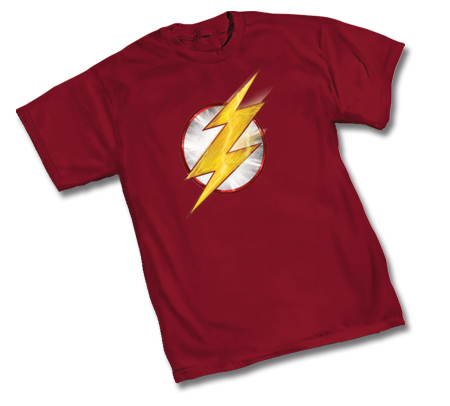 FLASHPOINT: FLASH SYMBOL T-Shirt • L/A