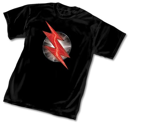 FLASHPOINT: REV. FLASH SYMBOL T-Shirt • L/A
