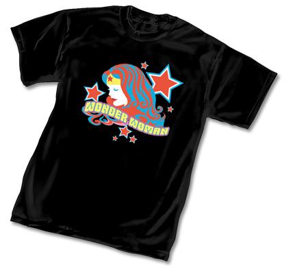 WONDER WOMAN: MOD T-Shirt • L/A