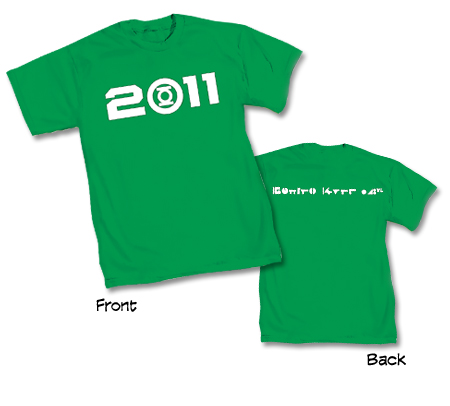 GL MOVIE: 2011 T-Shirt