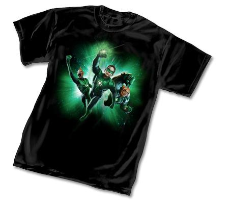 GL MOVIE: TRIO T-Shirt