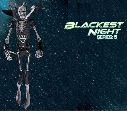BLACKEST NIGHT: SERIES 5 • DEADMAN ACTION FIGURE