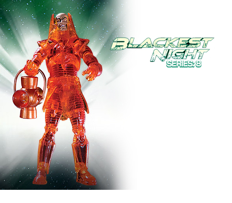 BLACKEST NIGHT: SERIES 8 • LEX LUTHOR ACTION FIGURE