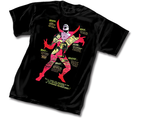DEADMAN: STRANGE ADVENTURES T-Shirt