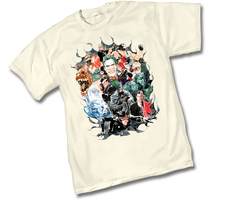 BATMAN: HAPPY FAMILY T-Shirt by Dustin Nguyen • L/A