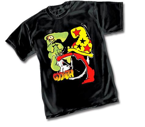 BODÉ: GOOMPH T-Shirt • L/A
