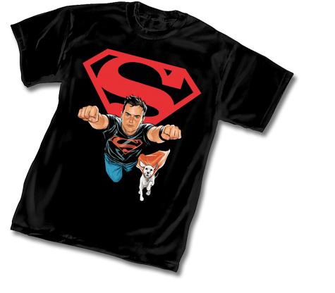 DC UNIVERSE: SUPERBOY T-Shirt