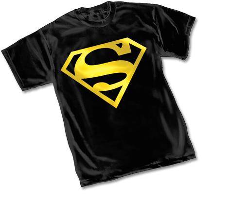 SUPERMAN METALIX SYMBOL II T-Shirt