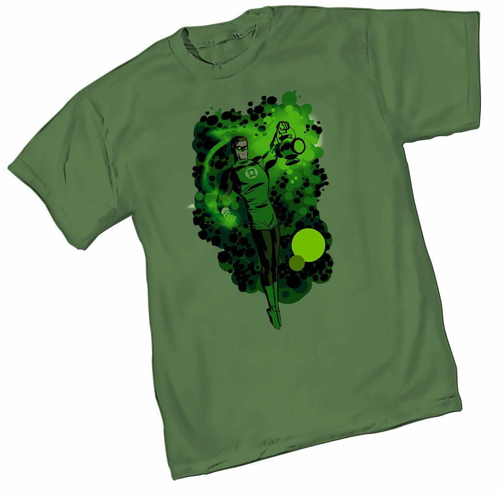 GREEN LANTERN: RECHARGE T-Shirt • L/A