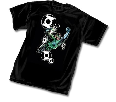 GREEN LANTERN: EMERALD WARRIOR T-Shirt