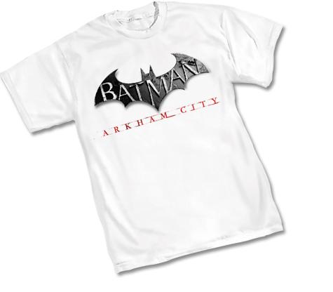 BATMAN: ARKHAM CITY T-Shirt