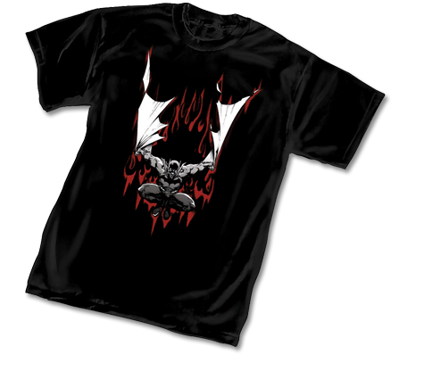 BATMAN: FIREFALL T-Shirt